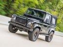 Land Rover Defender Honey Badger má osmiválec z Chevroletu Corvette