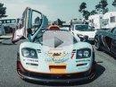 Video: McLareny F1 GTR a P1 GTR v Le Mans