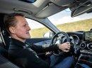 S vývojem Mercedes-Benzu třídy C (W205) pomáhá Michael Schumacher (+video)