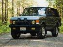 Viděli jste někdy původní Range Rover s motorem V12?
