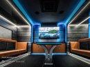 Carlex Design vykouzlil luxusní interiér v návěsu