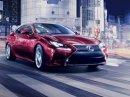 Lexus RC 350 a RC 300h: Nové kupé jako V6 nebo hybrid