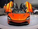 McLaren 720S ohromí svými výkony a připomene i slavný McLaren F1