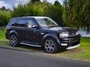 Vilner slaví 20 let prostřednictvím Range Roveru Sport