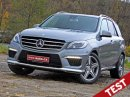 Test: Mercedes-Benz ML 63 AMG – Der Grizzlybär