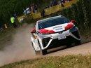 Toyota Mirai se ukázala na letošní ADAC Rallye Deutschland
