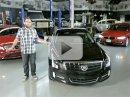 Video: Cadillac ATS vs BMW 335i vs Mercedes C350