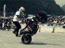 Video: Stuntrider Bagoros a jeho nové triky