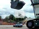 Video: jak umýt auto v naběračce vody