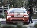 Video: Danica Patrick, Civic Coupe a policistka