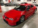 Na prodej je unikátní Alfa Romeo 156 Coloni S1. Jinou takovou nenajdete