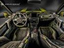 Mercedes-Benz G500 4x4<sup>2</sup> po návštěvě u společností Brabus a Carlex Design