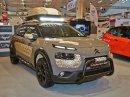 Off-roadový Citroën C4 Cactus má na svědomí firma Musketier