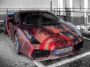 Lamborghini Gallardo a Captain America: Stačí přidat vodu. Teplou...