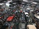 Jaguar-Land Rover koupil úžasnou sbírku klasických britských aut