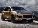 TopCar Cayenne Vantage Gold: Bodykit a kola za dva miliony navíc