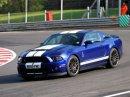 S Fordem v Brands Hatch: Shelby GT500 umí zatnout drápek!
