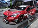 Mazda6 Skyactiv-D Grand-Am: naftové závodění po japonsku