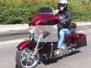 Video: Harley-Davidson CVO Street Glide je tovární tuning trochu jinak