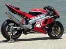 Motocykl CR700P s wankelem