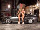 Modelka Jessica Barton přišla o 1182koňovou Toyotu Supra