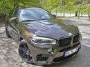 BMW X6 M po návštěvě u Manhart Performance může mít až 700 koní