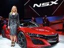 Acura NSX je první supersport, navržený ženou