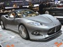 Spyker unikl bankrotu. Chce vyrábět elektromobily.