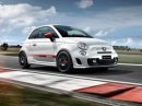 Abarth 595 Yamaha Factory Racing Edition: Na počest MotoGP