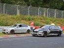 Nové BMW M3 vs. svodidla na Ringu - 0:1