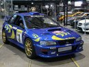 Subaru Impreza Colina McRae: Můžete si koupit kultovní WRC