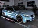 BMW M4 Coupé jako stíhačka s výkonem přes 500 koní