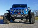 Jeep Wrangler dostal pod kapotu osmiválec Hellcat