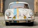 Tohle Porsche klame tělem. Pod ošuntělou slupkou je prakticky nové auto