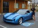 Corvette Stingray Concept Replica by Custom Hell