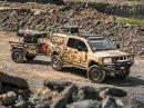 Nissan Project Titan: Maskovaný titán na cestu po Aljašce