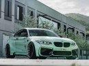 BMW M2 po skutečně masivním rozšíření v bocích