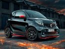 Smart Fortwo Brabus Urbanlava Edition je p�kn� �hav� (+video)
