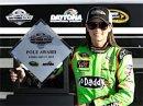 Danica Patrick vyhrála kvalifikaci na Nascar Sprint Cup Daytona 500
