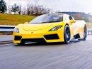 Arash AF8: Britský supersport se 7,0 V8 (410 kW)