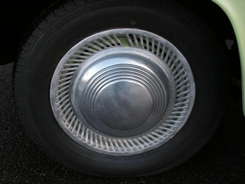 Fotogalerie wartburg 311 bouvard nov pneu a mezikru - Pneu 3 50 8 ...
