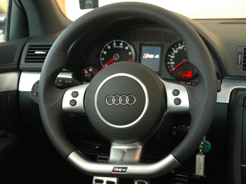 Fotogalerie Audi Rs4 Volant Nemus Bt Nutn Kulat Moje