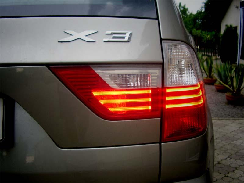 Fotogalerie Bmw X3 Fotka 9 Moje Auto Cz