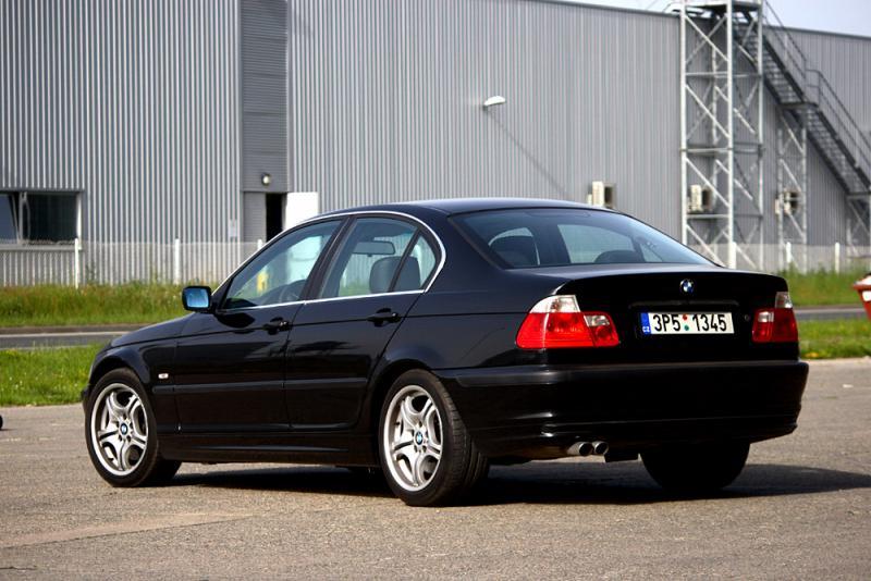Fotogalerie Bmw řada 3 Fotka 10 Moje Auto Cz