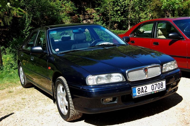 Rover 620Ti 147kw