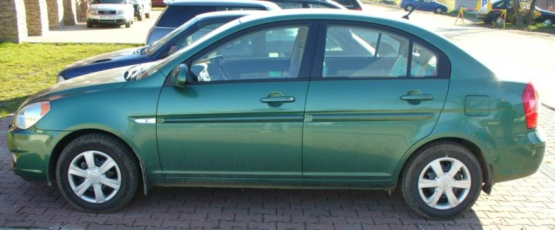Fotogalerie Hyundai Accent Fotka 5 Moje Auto Cz