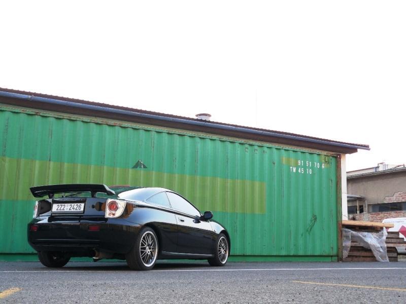 Fotogalerie Toyota Celica Fotka 15 Moje Auto Cz