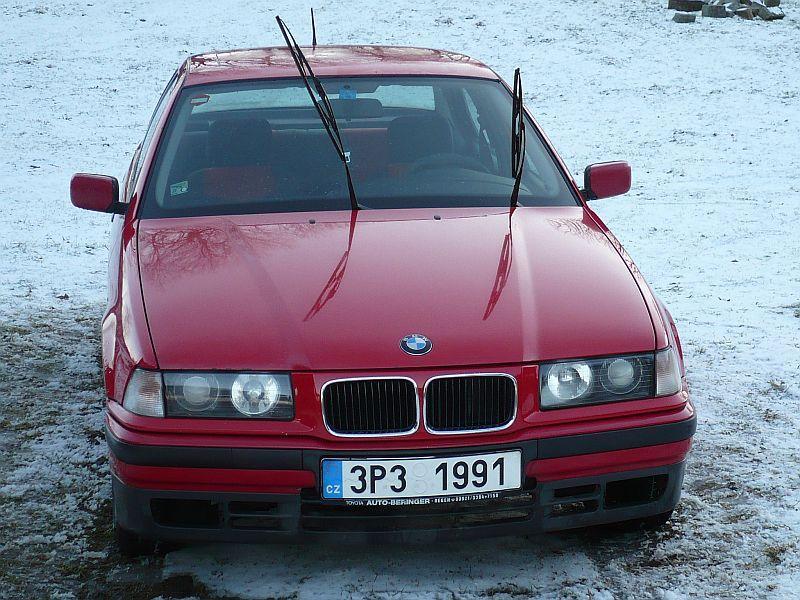 Fotogalerie Bmw řada 3 Fotka 3 Moje Auto Cz