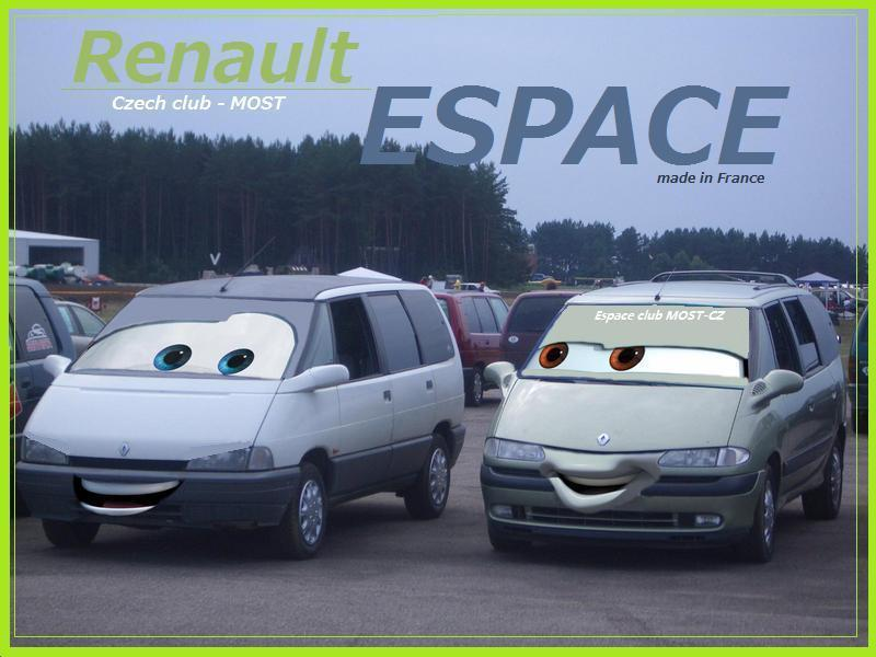 fotogalerie renault espace z internetu moje auto cz. Black Bedroom Furniture Sets. Home Design Ideas