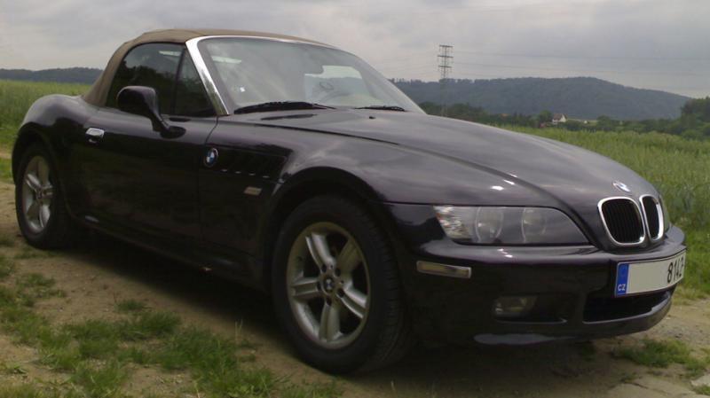 Fotogalerie Bmw Z3 Fotka 6 Moje Auto Cz